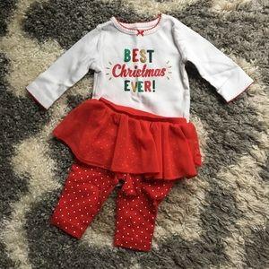 Carter's Christmas set